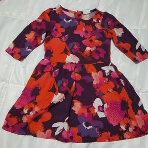 Sz 6 Floral Dress